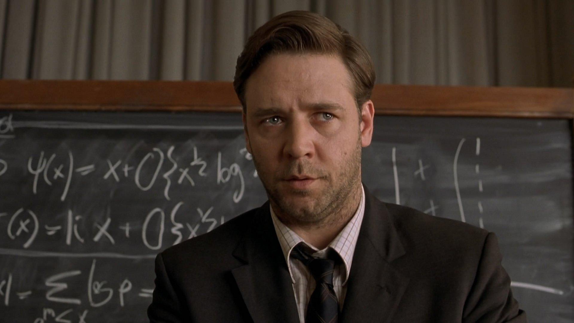 Прототипом главного героя фильма Рона Ховарда «Игры разума» стал выдающийся математик Джон Нэш, страдающий бредом величия