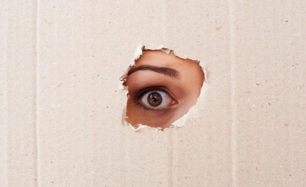 Мания преследования – частый симптом шизофрении