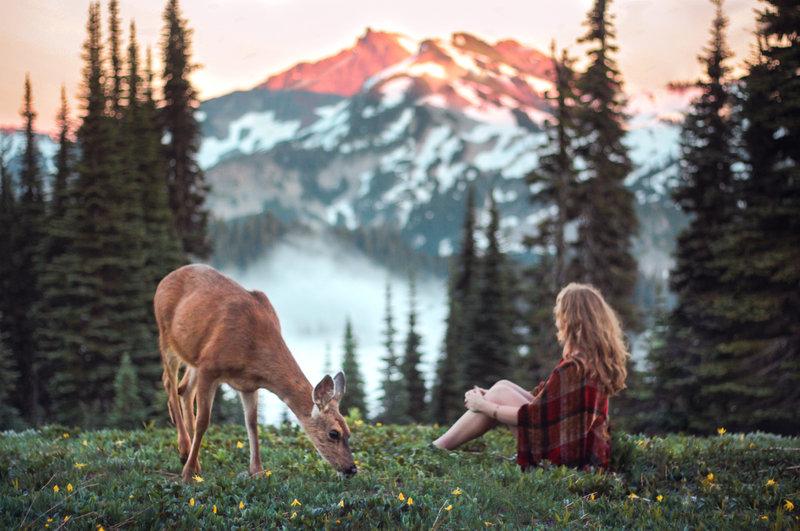 Прогулки и гармония с природой