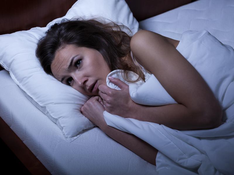 Паническая атака после сна