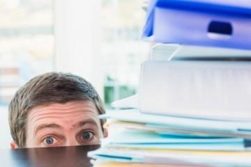 Страх работы становится распространенной фобией среди молодежи и людей зрелого возраста