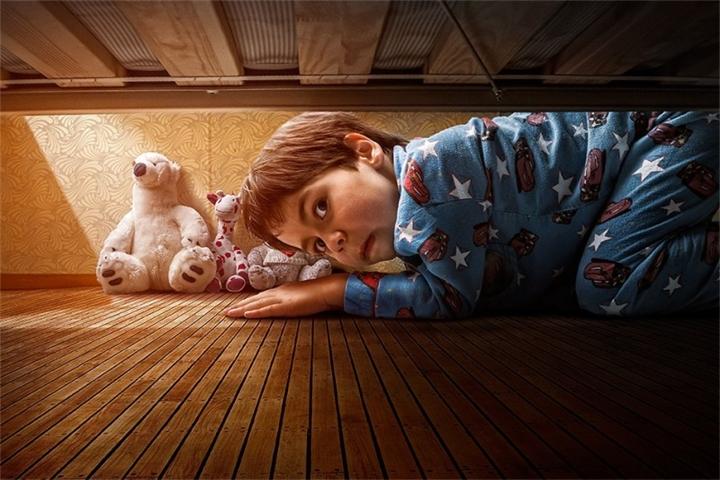 Детский страх может стать фобией