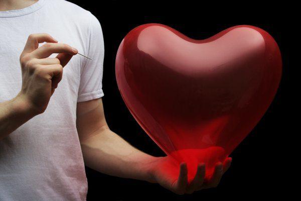 Неспособность любить