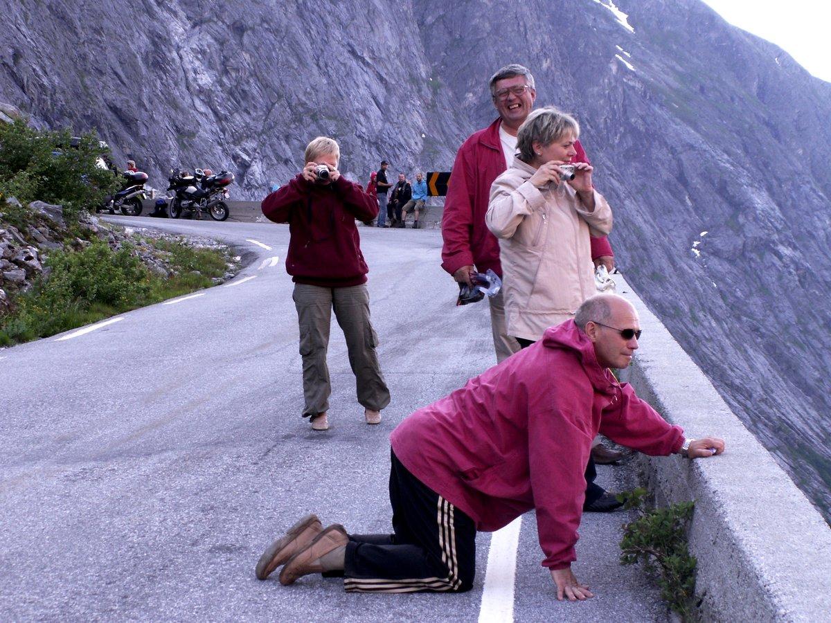 Патологический страх высоты
