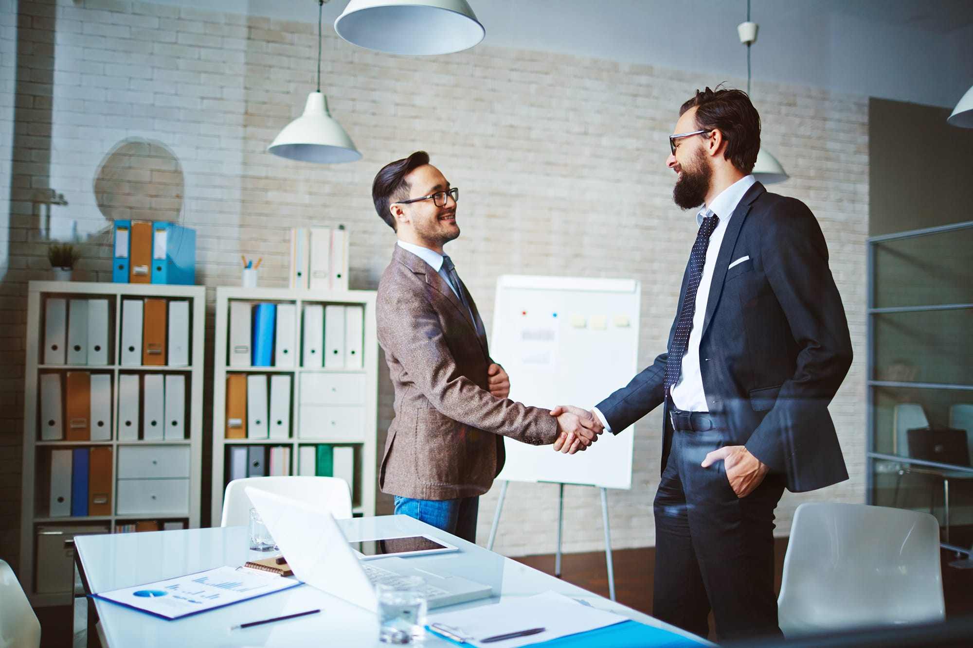 Успех на переговорах