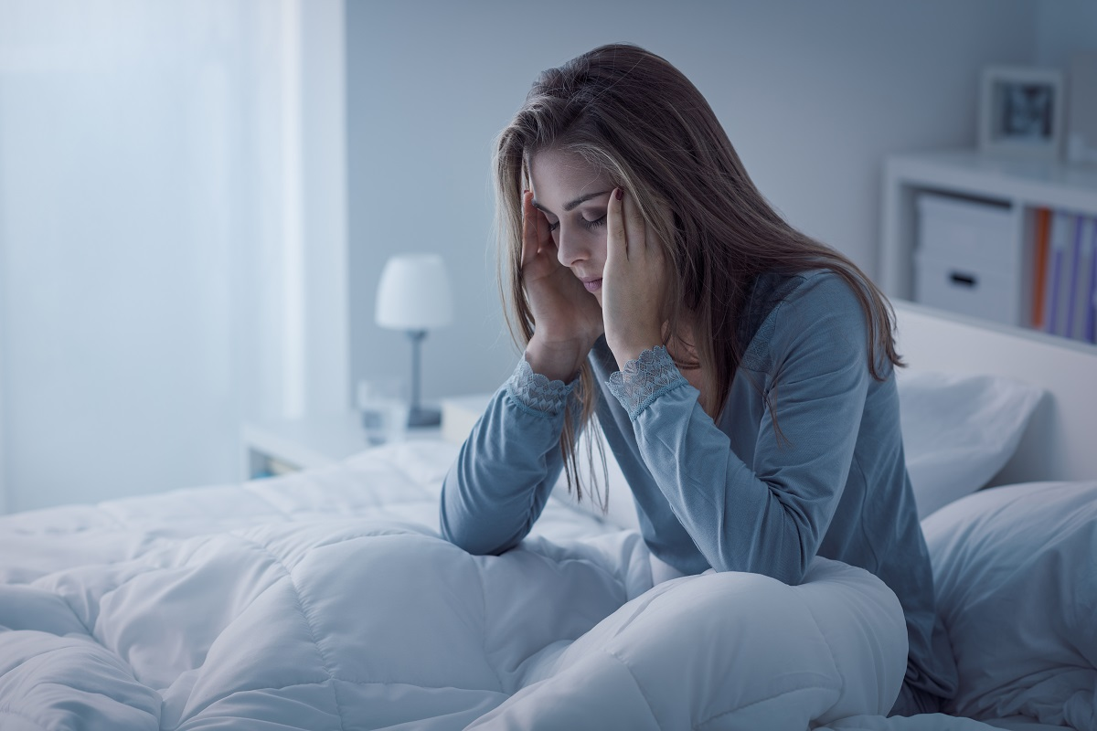 Нарушение сна от длительного стресса
