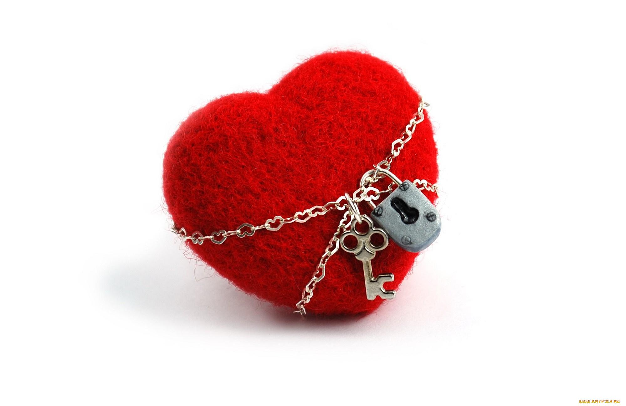 Сердце закрыто для чувств