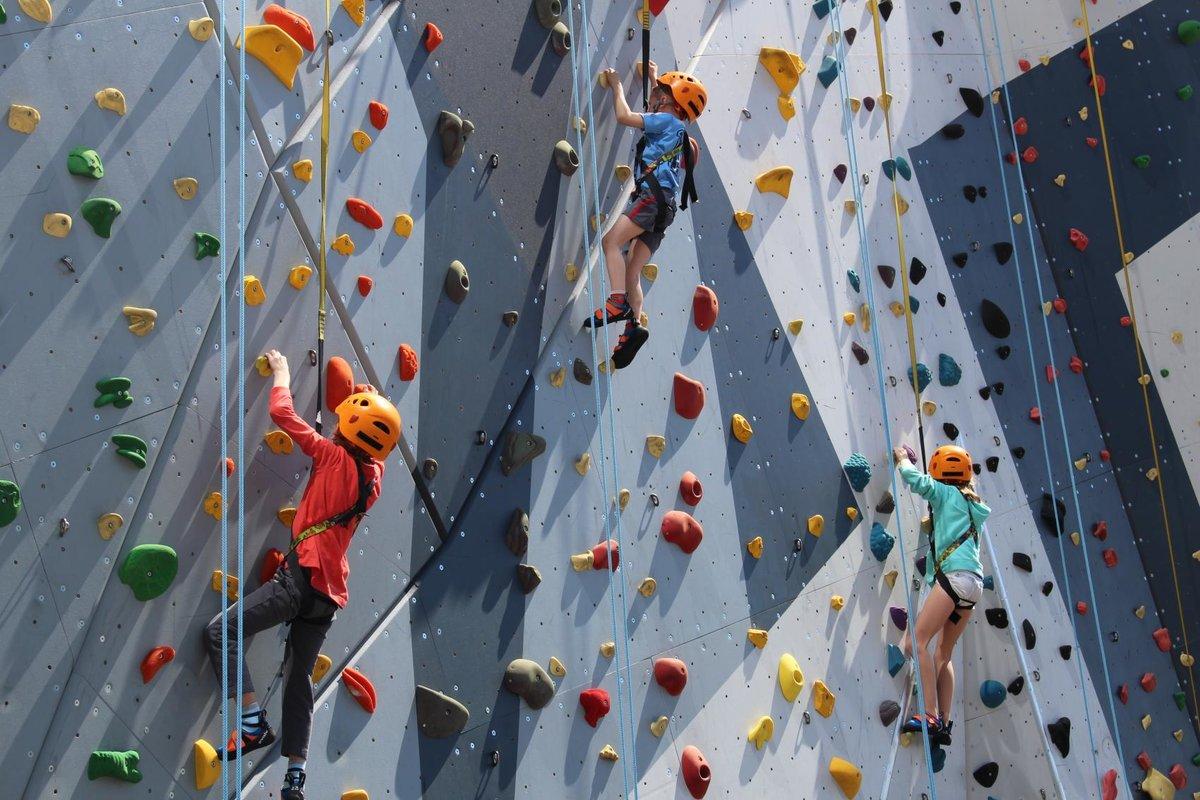 Скалодром – способ избавиться от страха