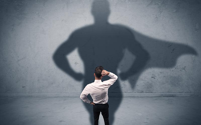 Неуверенность в себе сильно тормозит человека
