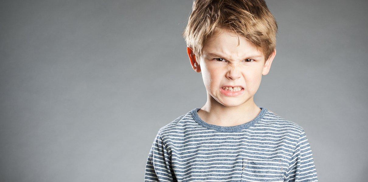 Детская психопатия
