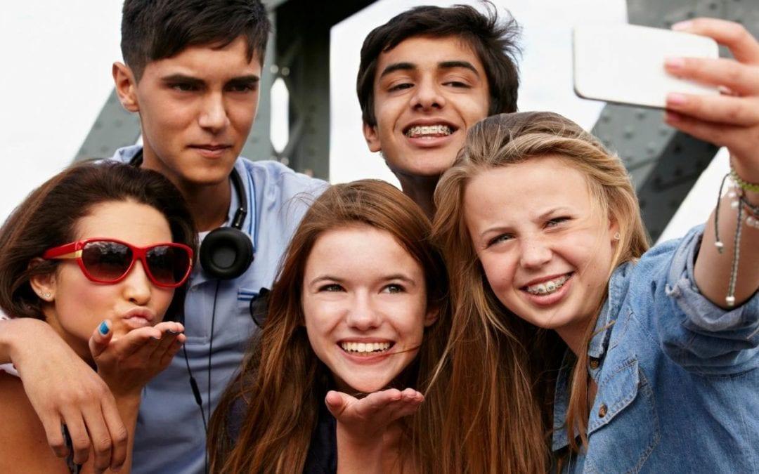 Некоторые боятся подростков