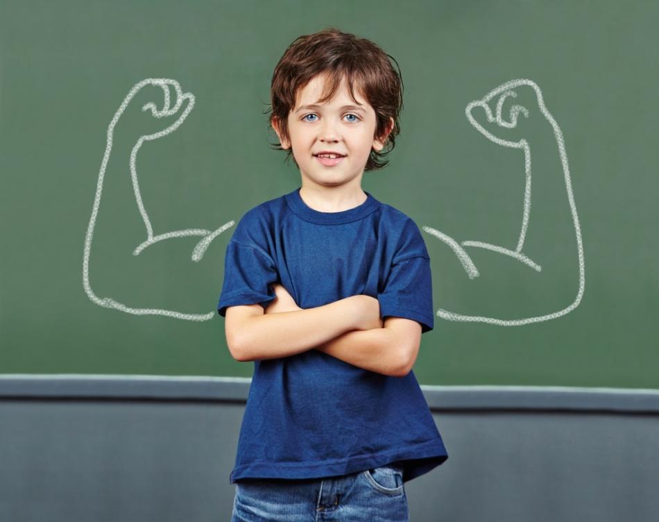 Комплекс неполноценности у ребенка