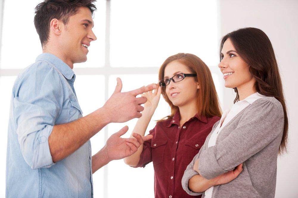 Речь является самым используемым способом общения