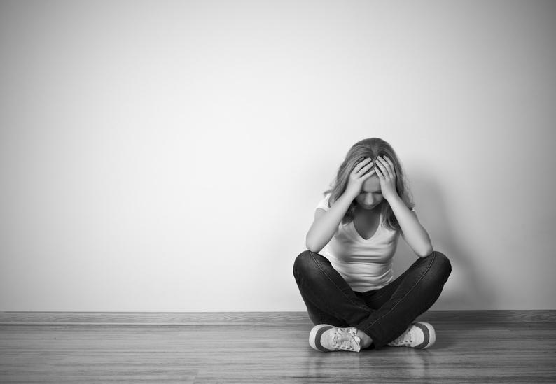 Женская неуверенность в себе делает жизнь человека невыносимой