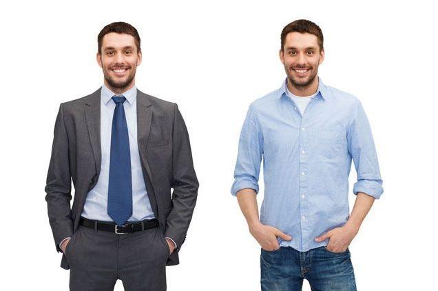 Одежда говорит о человеке