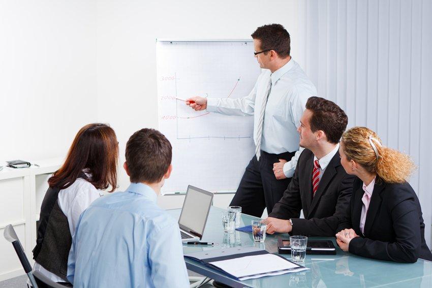 Запланированная деловая встреча