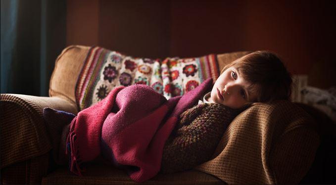 Ребенок переживает негативные последствия насилия