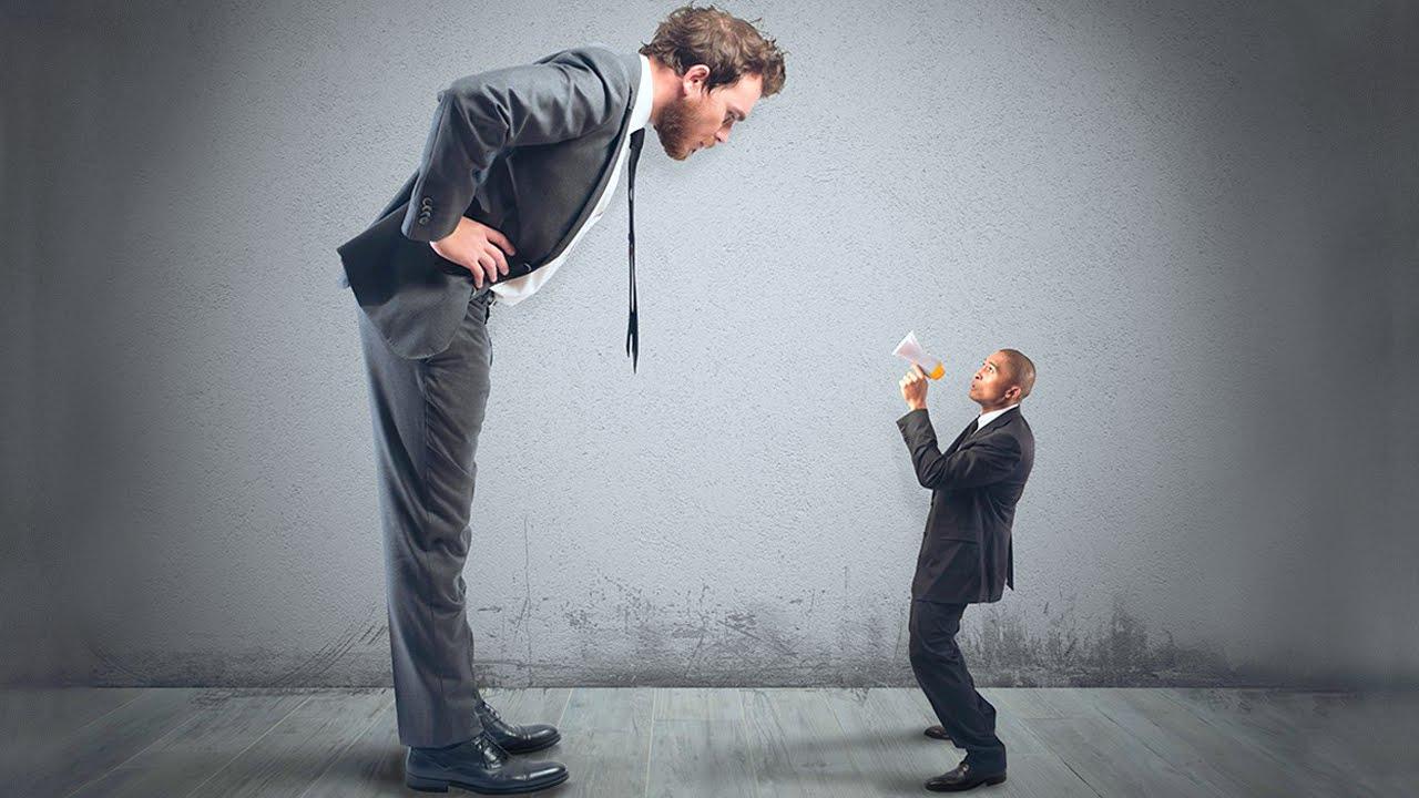 От авторитета зависит успешность в жизни
