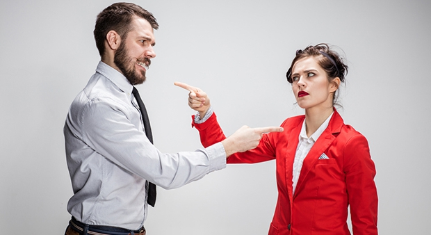 Межличностный конфликт – наиболее распространенный вид противодействия между людьми