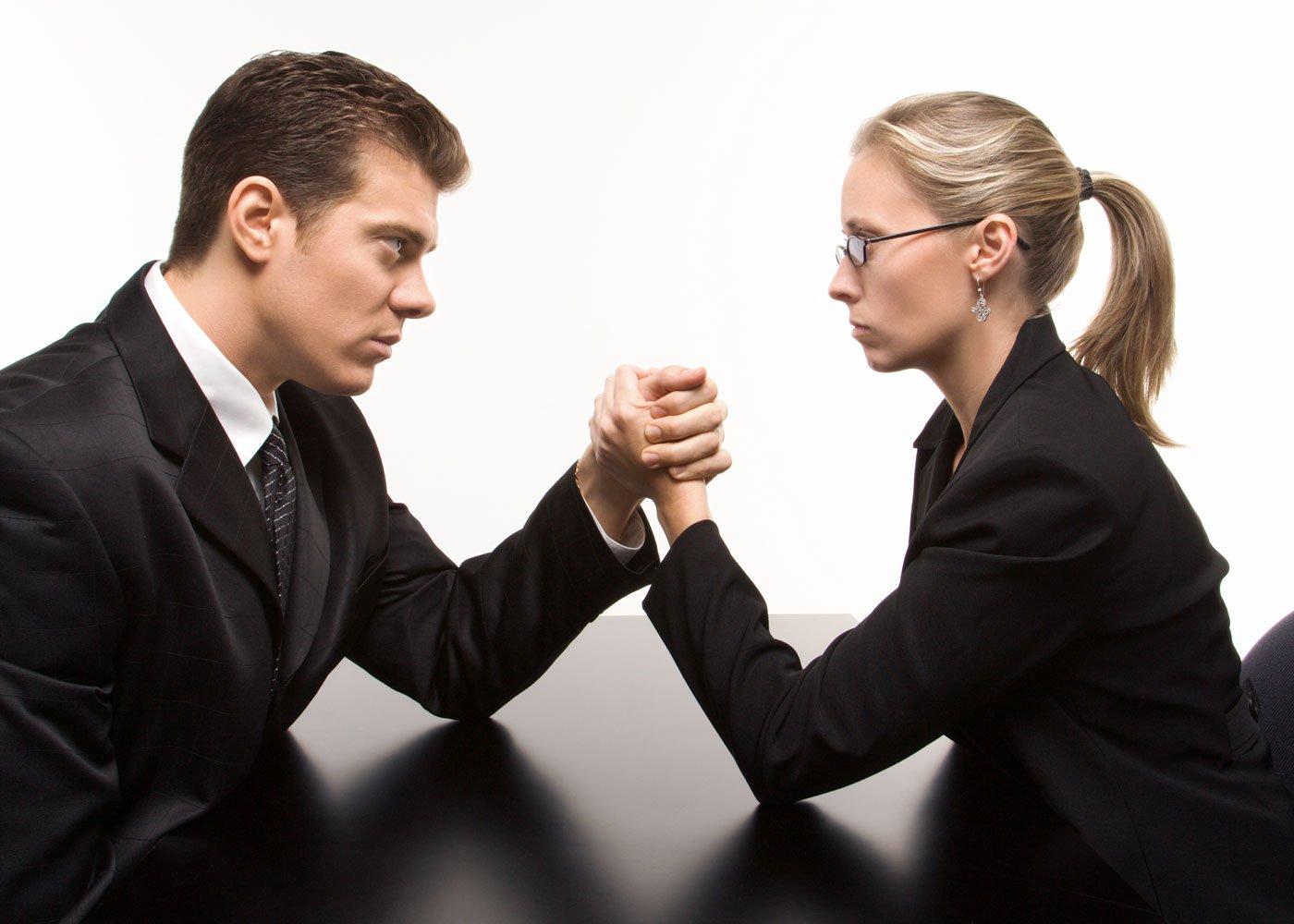 Соперничество, конфронтация и конкуренция – популярные стили конфликта