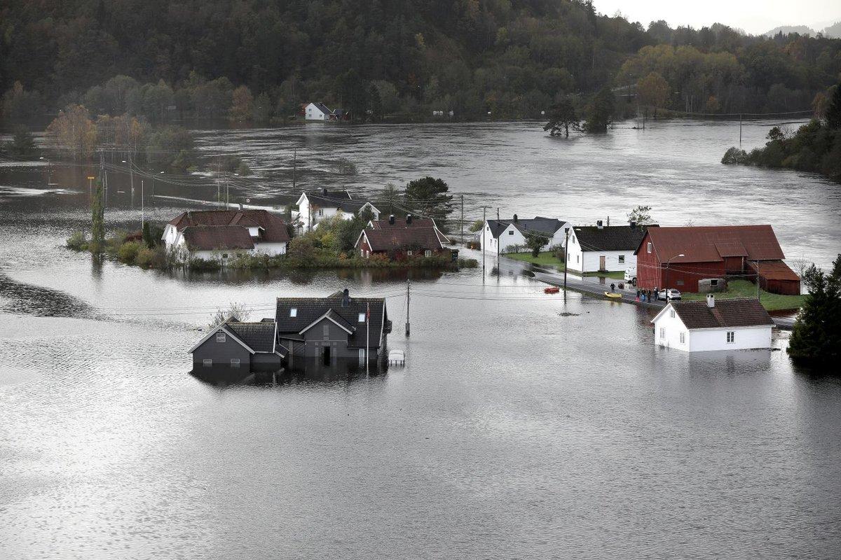 Утрата имущества из-за природного катаклизма