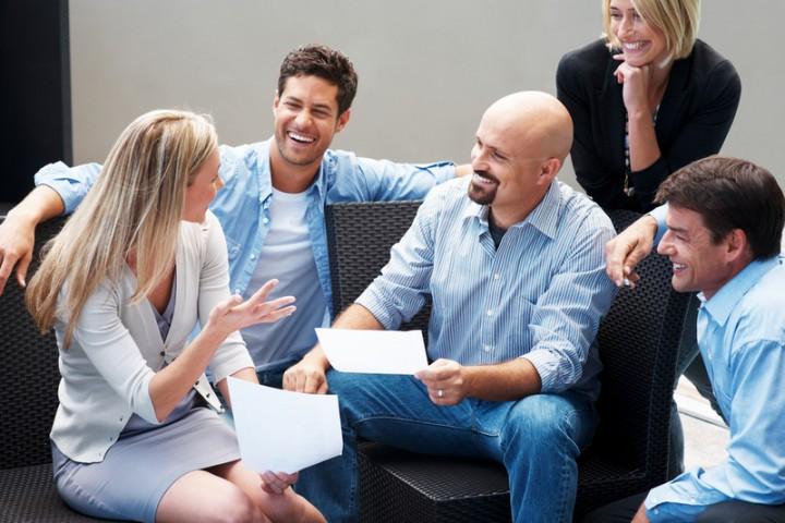 Умение поддержать беседу