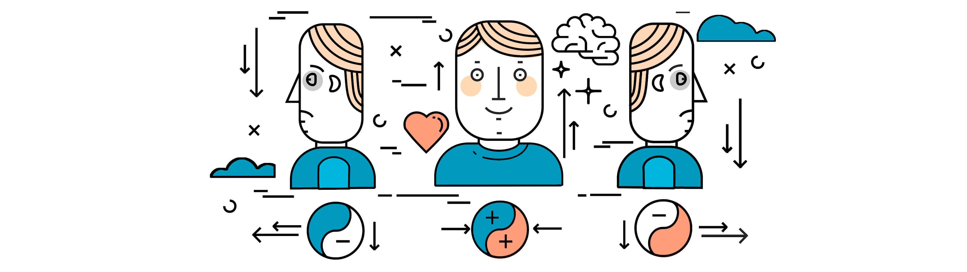 Цель основных методов и техник – помочь клиенту взглянуть на себя новыми глазами