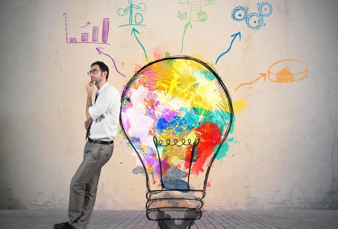 Креативно мыслящий человек является хорошим лидером