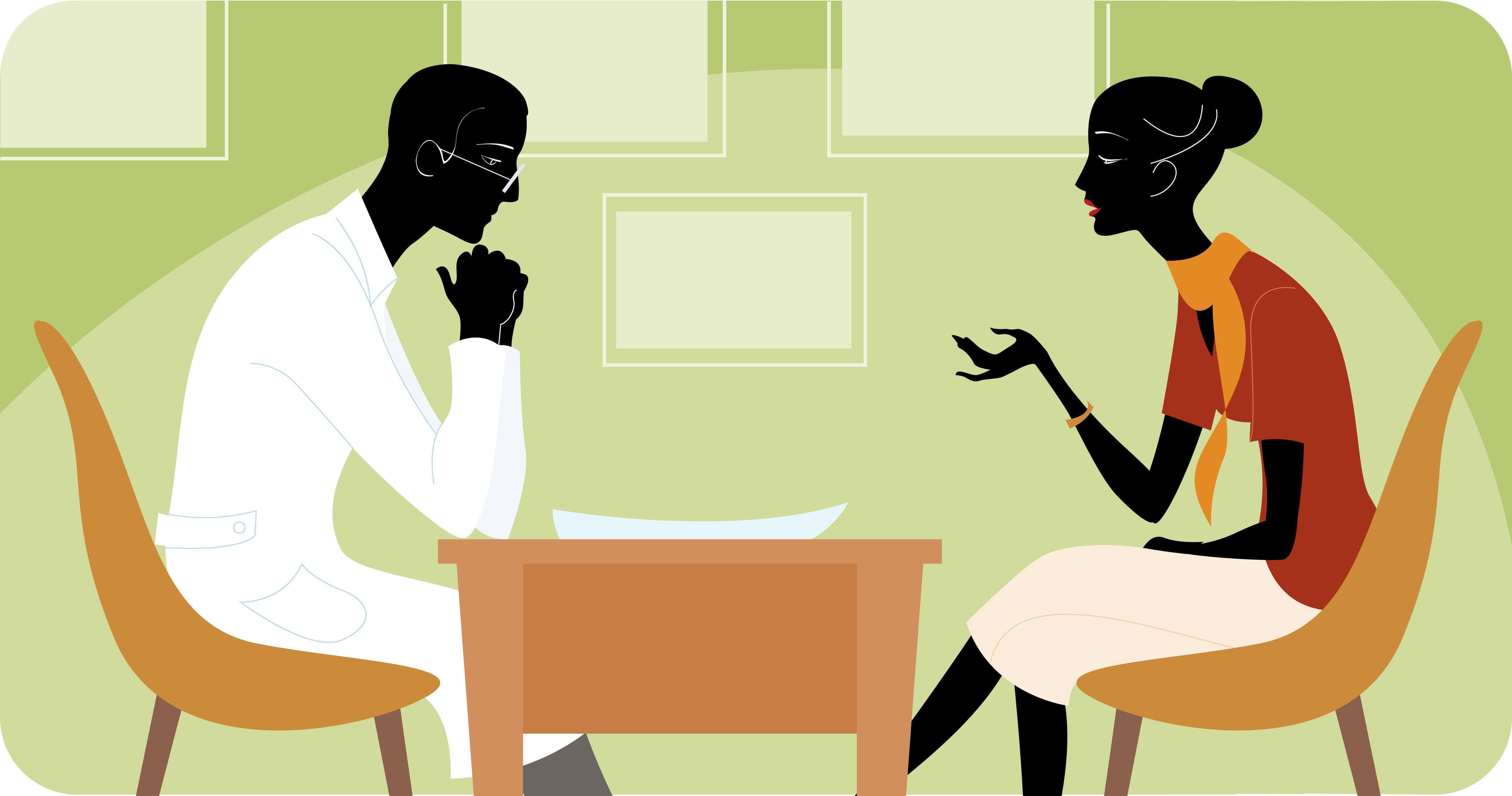 Терапевт исполняет роль посредника между пациентом и его внутренним «Я», или «Эго»