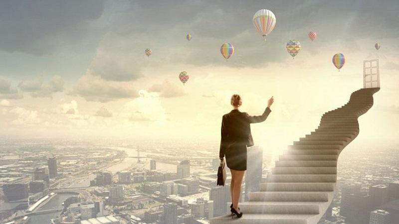 Самореализация – путь к вершинам