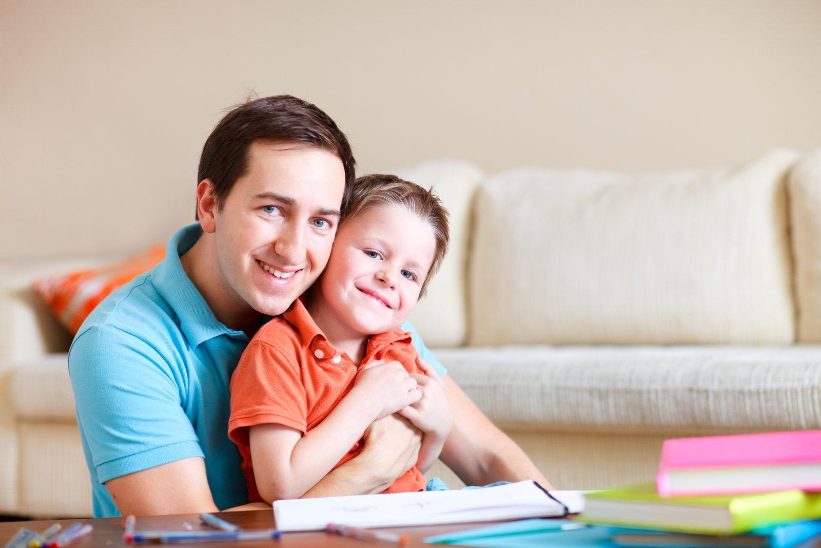 Для ребенка-астеника важны поддержка и помощь родителей