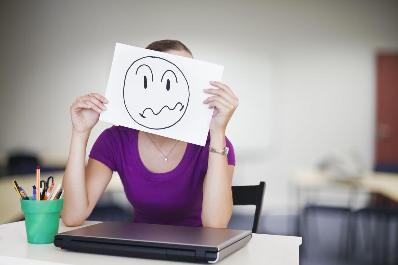 Постоянно повторяющиеся неудачи, даже самые простые, могут привести к фрустрации