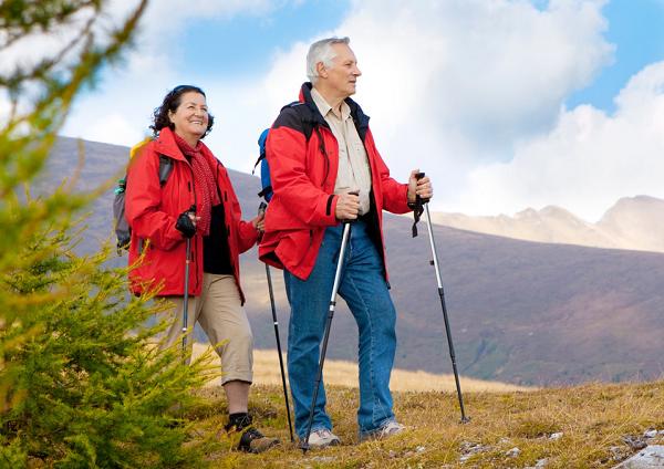 Физические упражнения помогают стабилизировать состояние пожилого человека