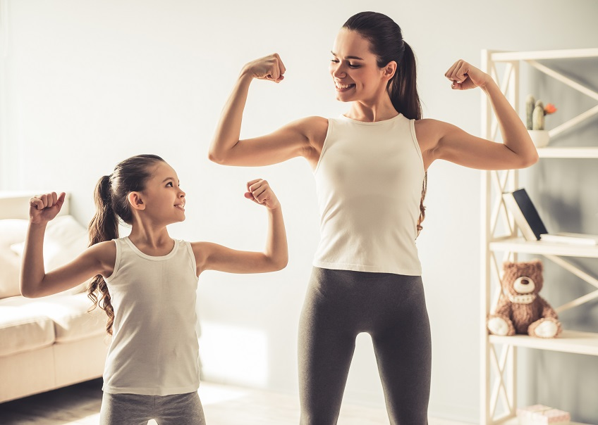 Спортивные упражнения помогают астеникам работать над собой для эмоциональной коррекции