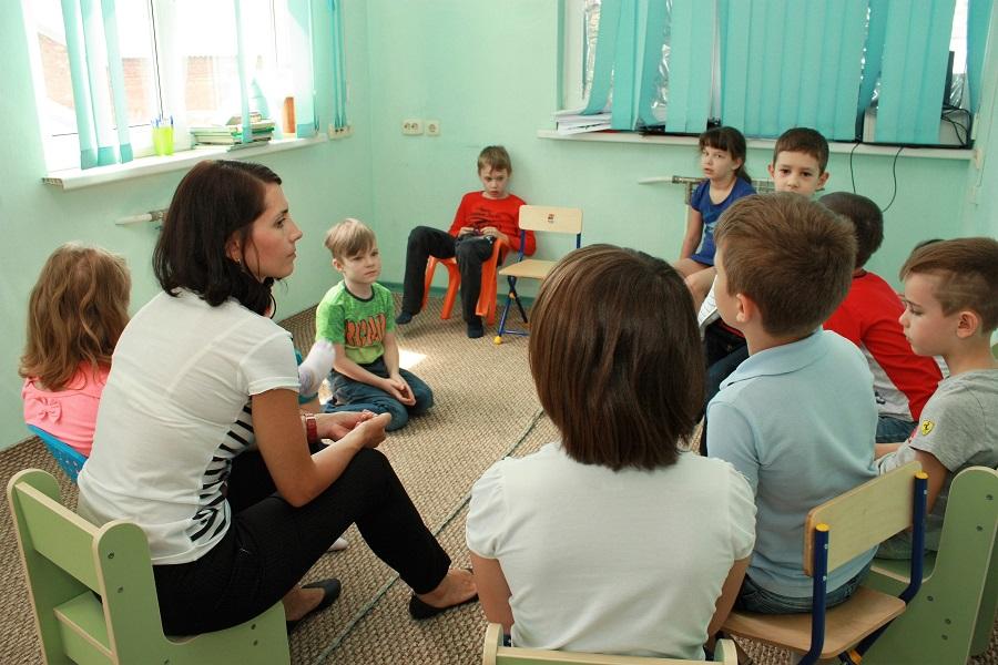 Классы коррекции психологического развития