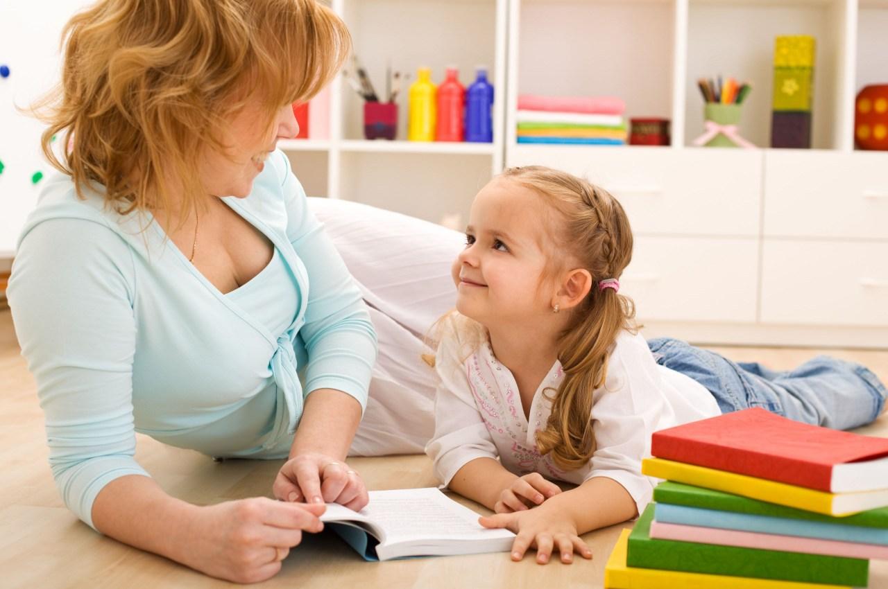 Родители являются первым примером для подражания