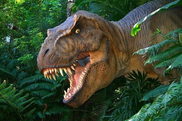 Несмотря на свой размер, динозавры не смогли адаптироваться к изменениям окружающей среды, поэтому они все вымерли