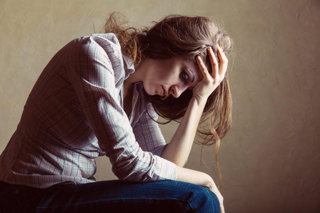 Депрессия и апатия развиваются на фоне пропавшего смысла жизни