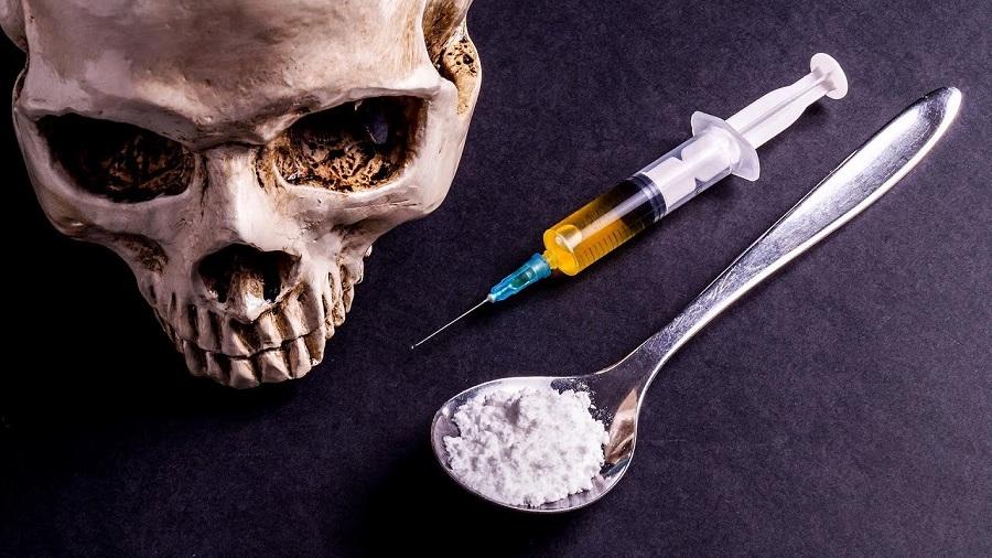 Отсутствие ИС у наркоманов