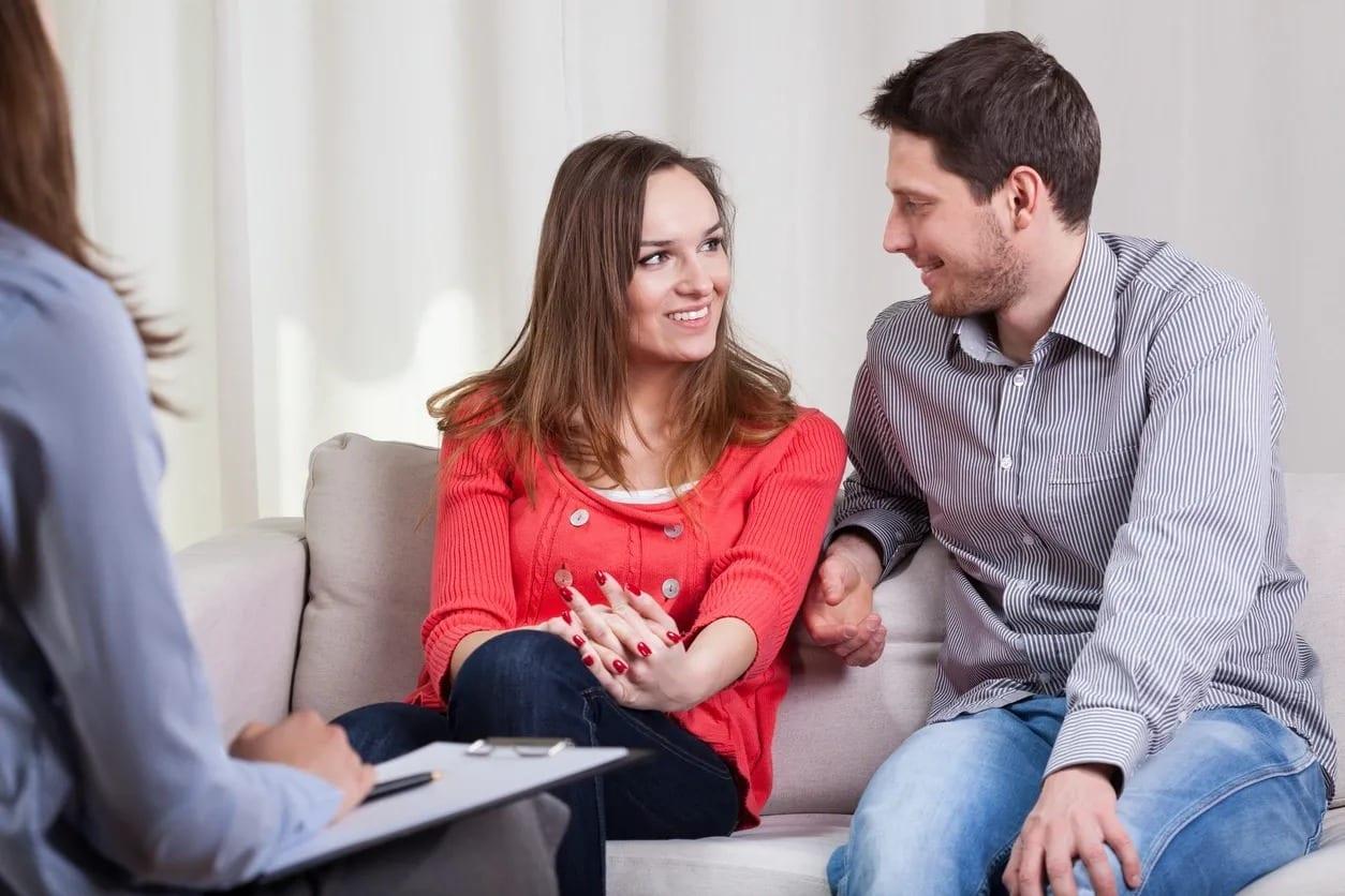 Семейные пары с помощью гештальтпсихолога улучшают свои отношения