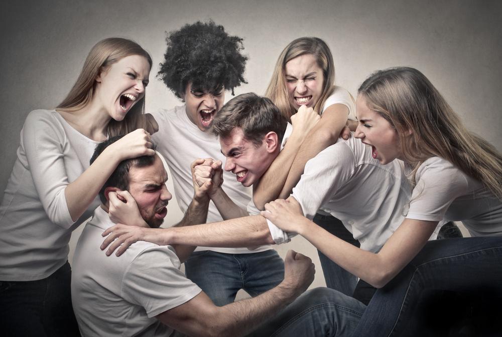 Агрессия в обществе