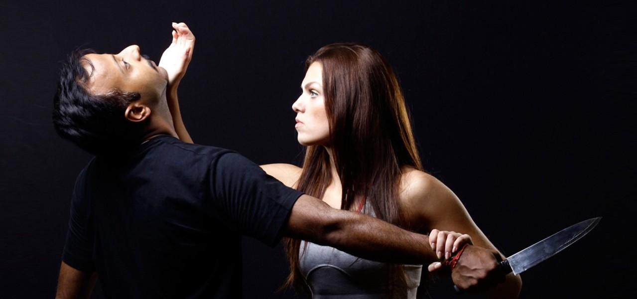 Агрессия как способ самообороны