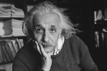 Признанный гений – Альберт Эйнштейн