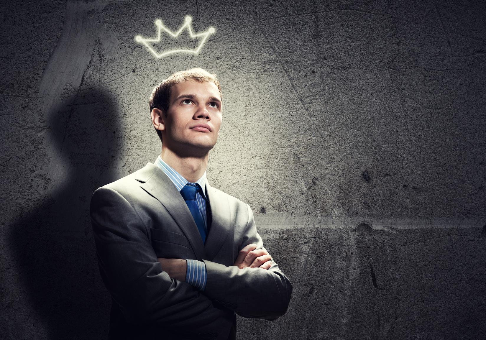 Высокая самооценка позволяет добиваться успеха во всех сферах жизни