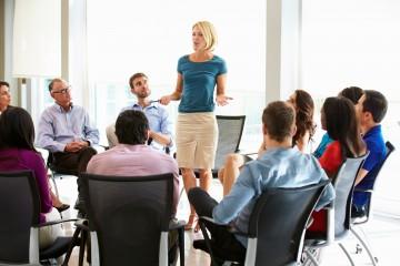 Тренинг не является панацеей, но он может помочь выучить новые модели поведения