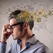 Запоминание, мыслительный процесс в действии