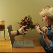 Виртуальные связи помогают найти не только друзей, но и партнера