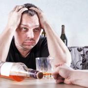 Бессимптомная форма встречается у хронических алкоголиков